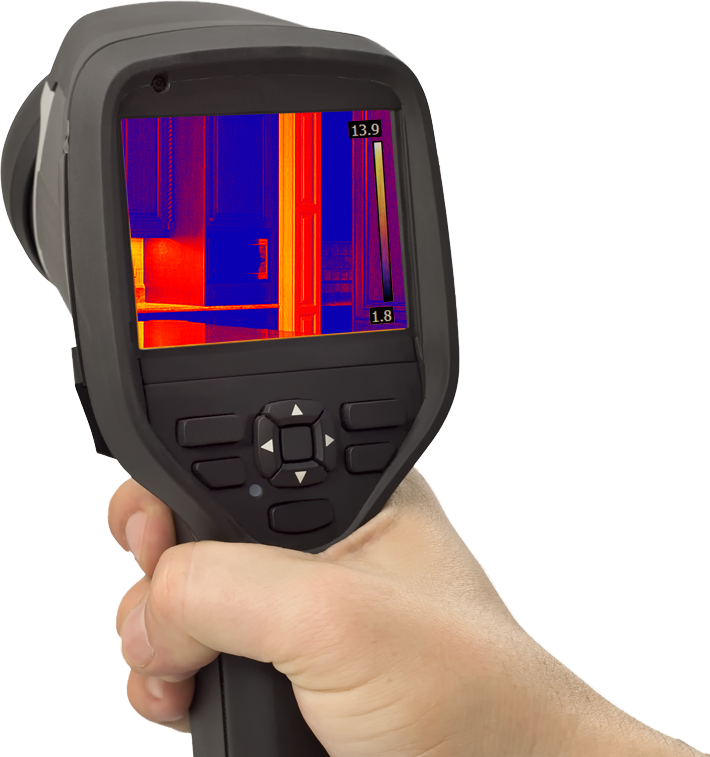 Free Thermal imaging inspection